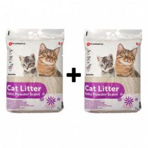 Cat litter baby poeder 15 kg -  2 voor €25,00 (30 kg) AFHALEN