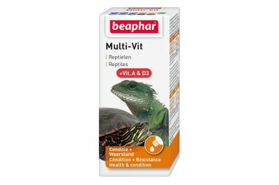 Beaphar Multi-vit reptielen 20 ml