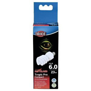 Trixie Desert Pro Compact Lamp 10.0 23 Watt